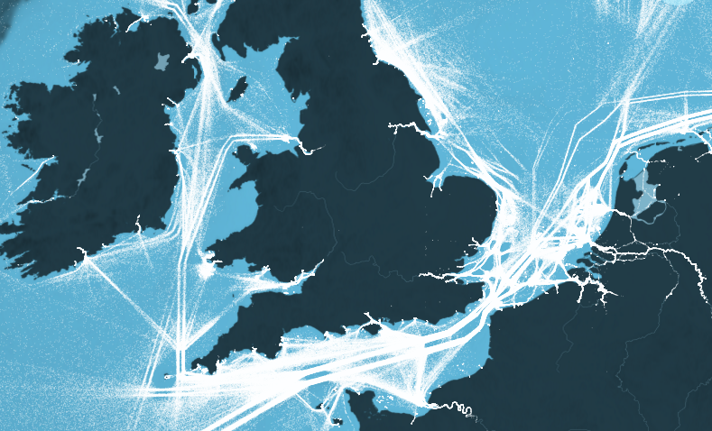 Interactive Shipping Routes Map3