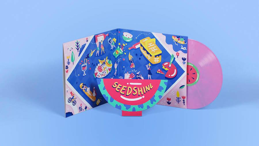 vinyl design cover