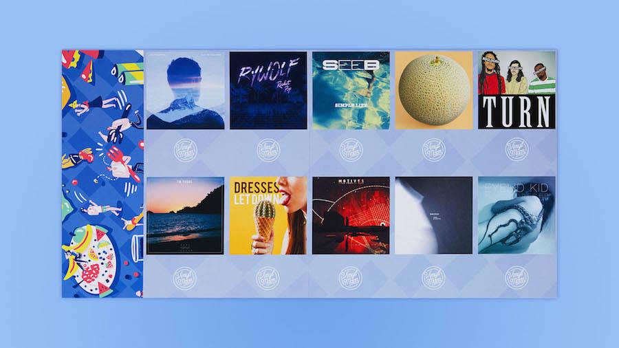 vinyl design