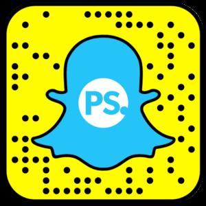 POPSUGAR Snapchat QR Code
