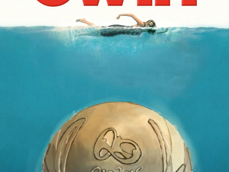 Jaws Olympics Mash-up