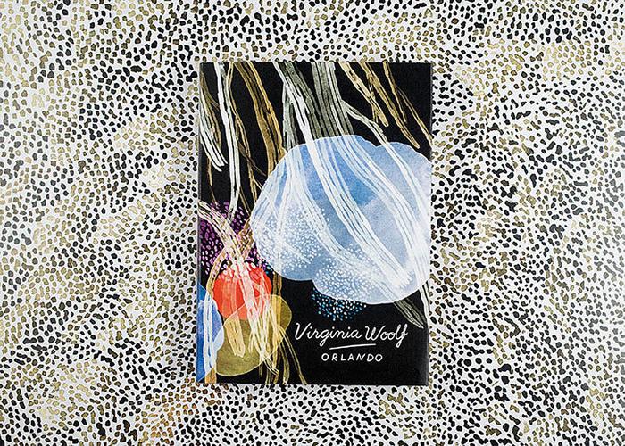 Finnish textile book cover designs