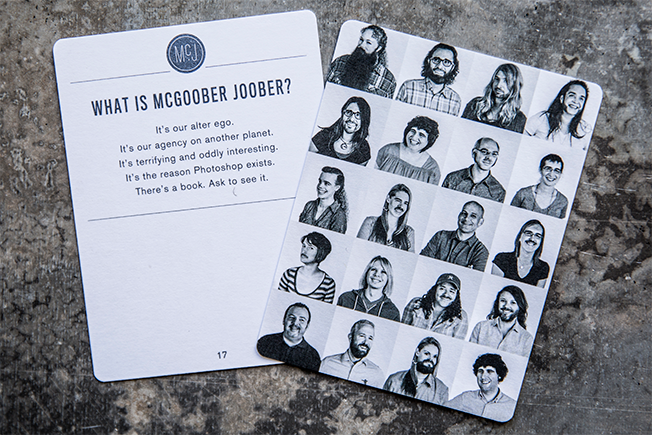 Agency Culture Cards