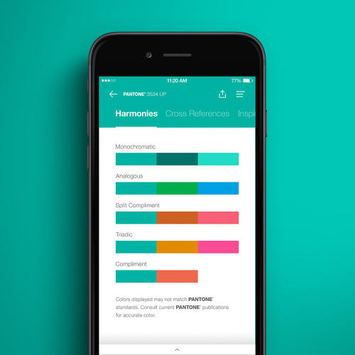 The app puts everything Pantone is known for in a designer's pocket. It  includes color guides and a section for research, articles, and trend  reports from ...