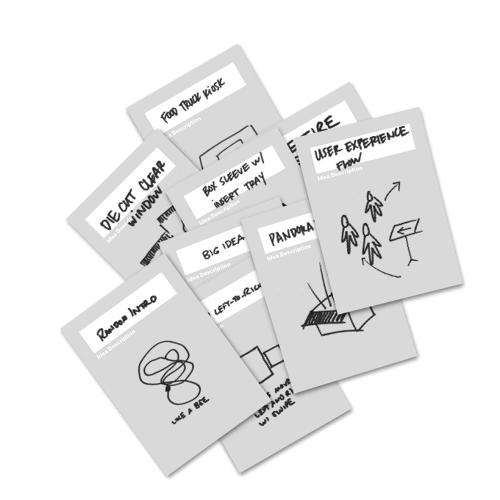 Inspiration Card Game
