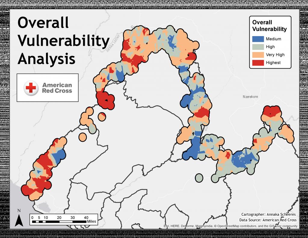 American Red Cross Data Visualization