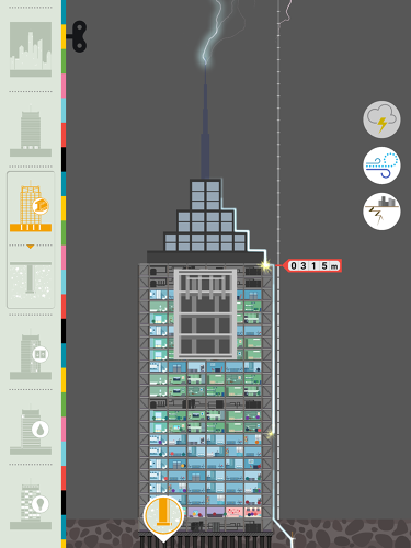 Skyscrapers App
