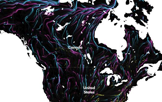 mass migrations map