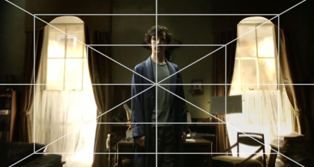 Sherlock Symmetric Cinematography