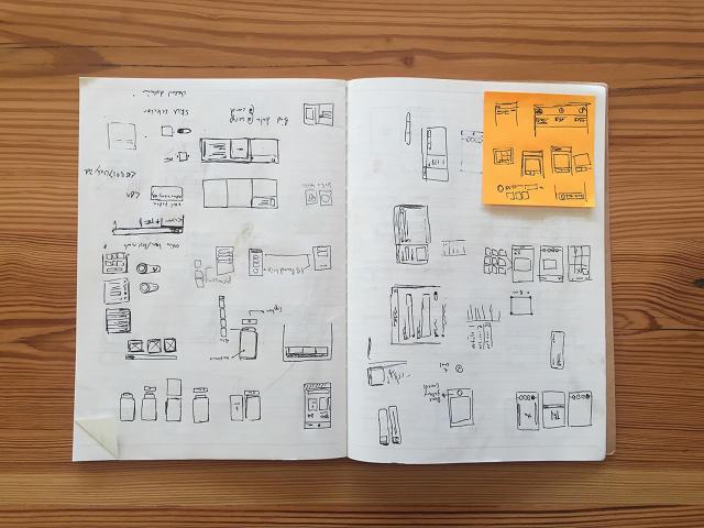 Designer's Notebooks: Matthew Santone