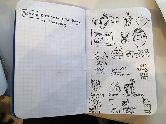 Designer's Notebooks: Max Temkin