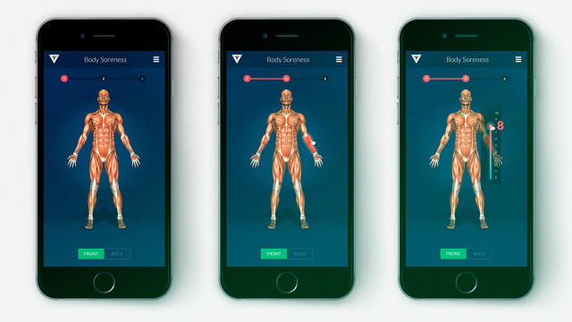 An App That Helps Prevent Athletes From Getting Injured