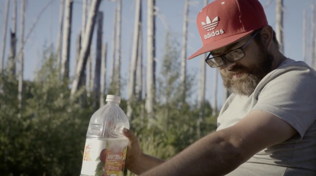 Watch How This Copywriter Survived The Wilderness
