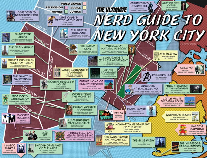 Tanner Greenring and Jack Shepherd: The Ultimate Nerd Guide to New York City, 2011