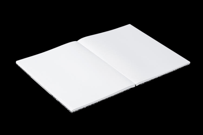 Composition notebook redesign