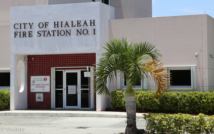 Hialeah in Miami-Dade County FL
