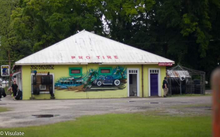 Old Town in Dixie County FL (Old Town 3/5)