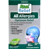 Image of Homeocan Real Relief All Allergies Optimum Relief