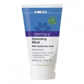 Image of derma e Hydrating Mask with Hyaluronic Acid