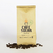 Image of Cafe Solar Organic Dark Roast Whole Beans