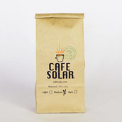 Image of Cafe Solar Organic Medium Roast Ground