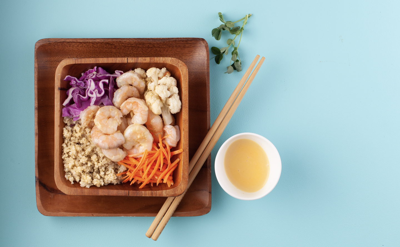 Shrimp Thai Curry with Jasmine Rice