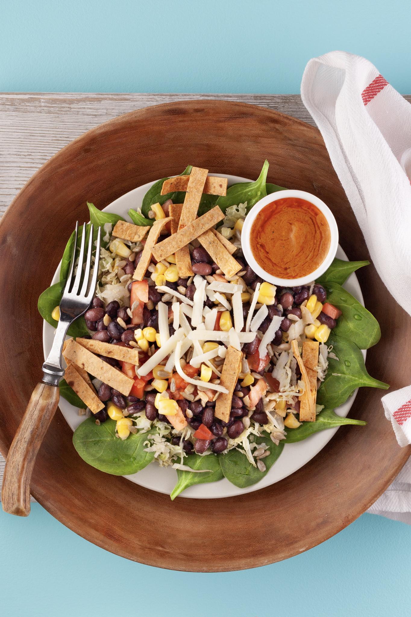 South West Bean Salad