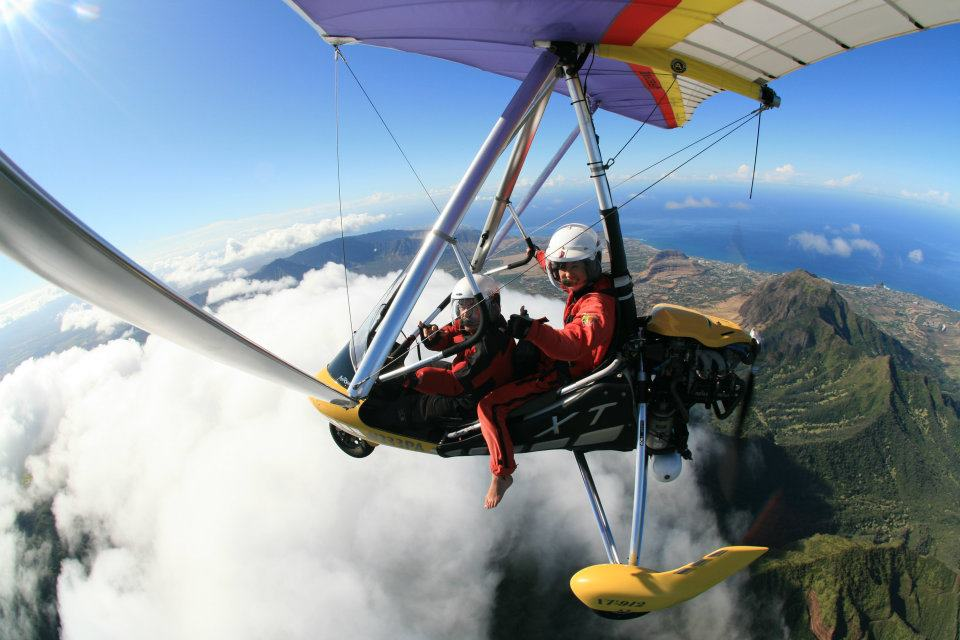 Ride In A Powered Hang Glide Travel Tips Travel Guides