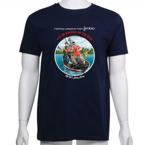 jimbo gear - fishin' funny 18 - navy