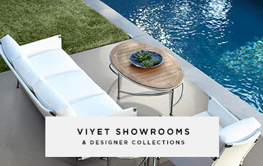 Shop Viyet's exclusive collection of designer showroom samples from Donghia, Henredon, Kravet, Hickory Chair, Kartell, and more, all at discounted prices.