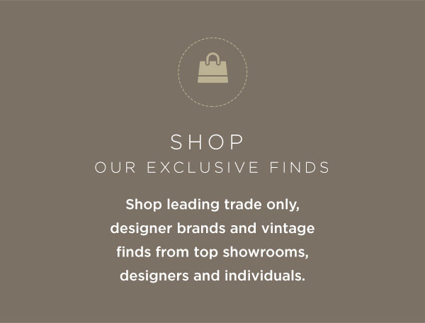 Viyet - Shop our exclusive finds