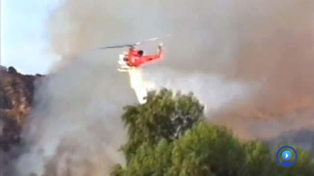 Career Exploration, Helicopter Pilot - Firefighter