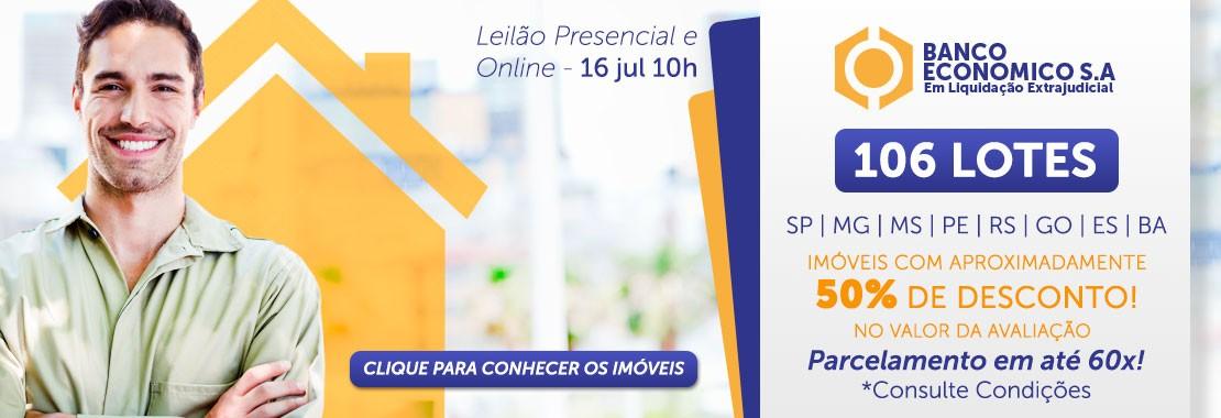 Leilão Banco Economico