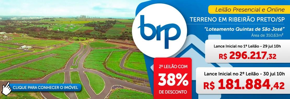 BRP - Terreno Ribeirão Preto/SP