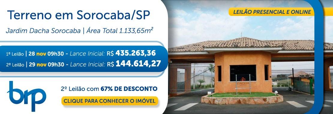 BRP - Sorocaba/SP