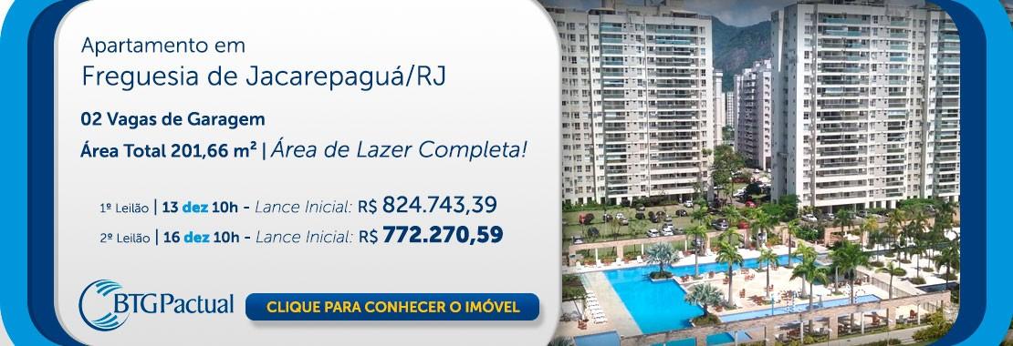 BTG - Jacarepaguá/RJ