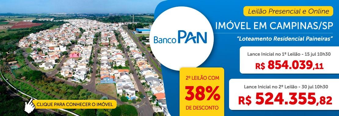 Banco Pan - CampinasSP
