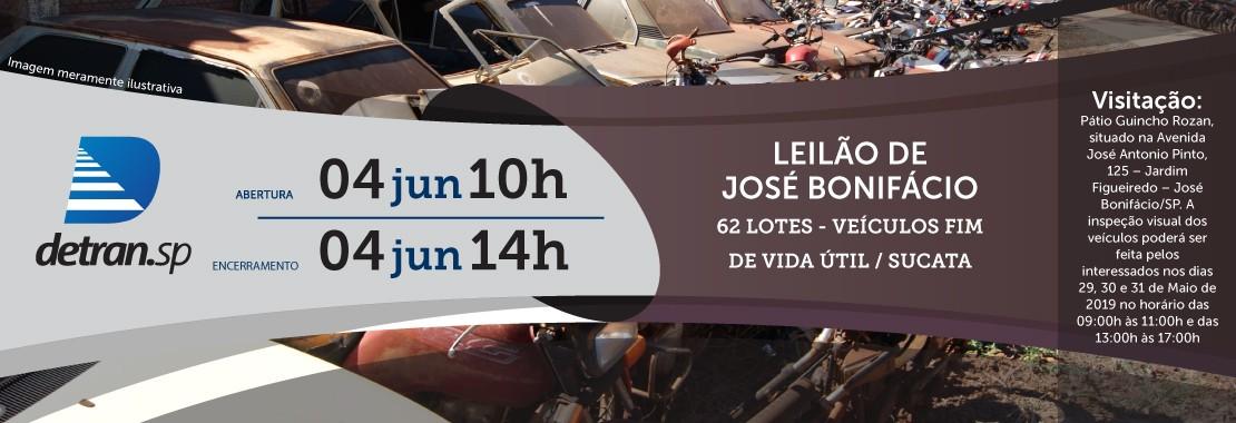 Leilao Detran José Bonifácio Suc