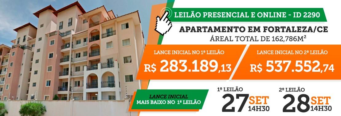 Leilão Apartamento Fortaleza