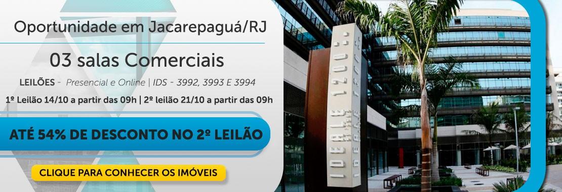 Salas Comerciais - Jacarepaguá/RJ