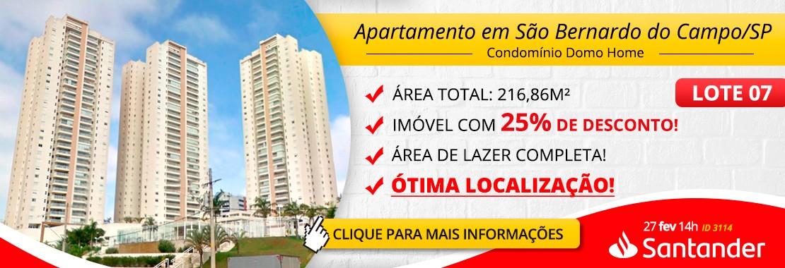 Leilão Santander - LOTE 07