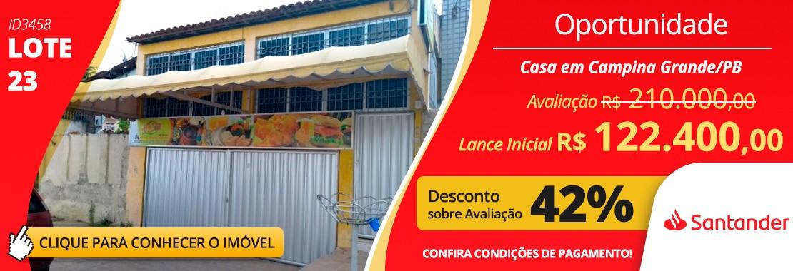 Leilão Santander Lote 23