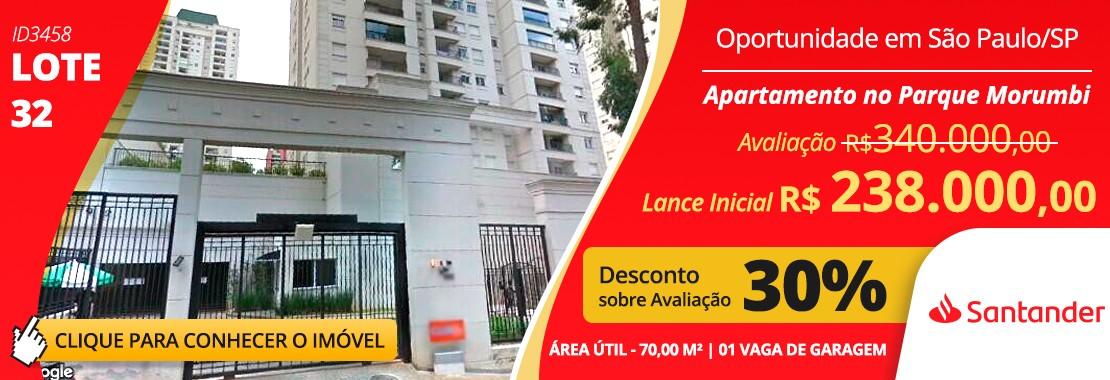 Leilão Santander - LOTE 32
