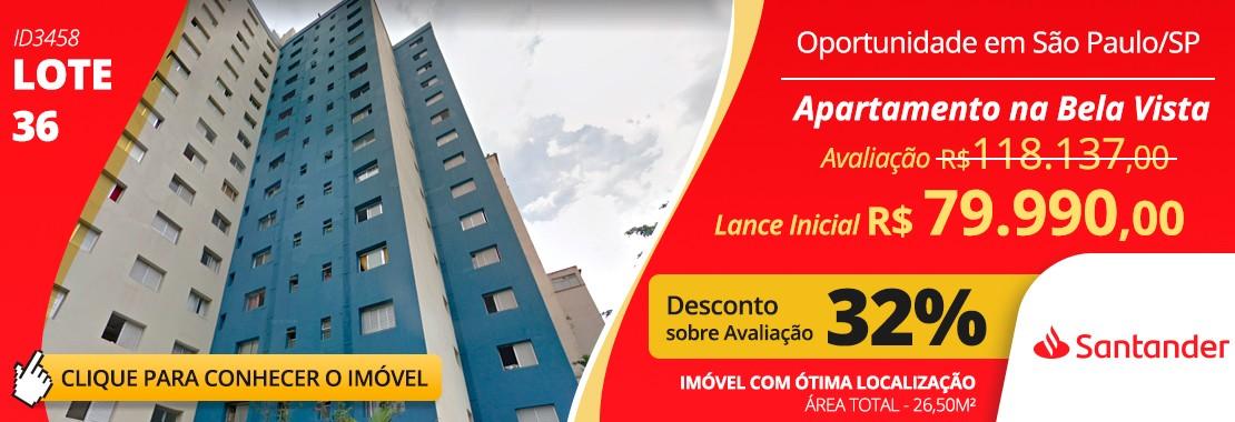 Leilão Santander - LOTE 36