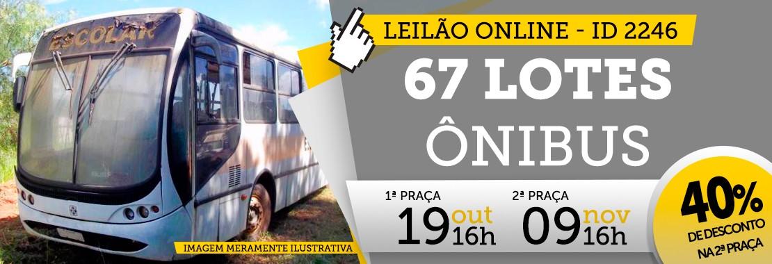Leilão Ônibus