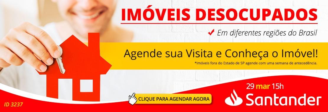 Leilão Santander - Agende sua Visita