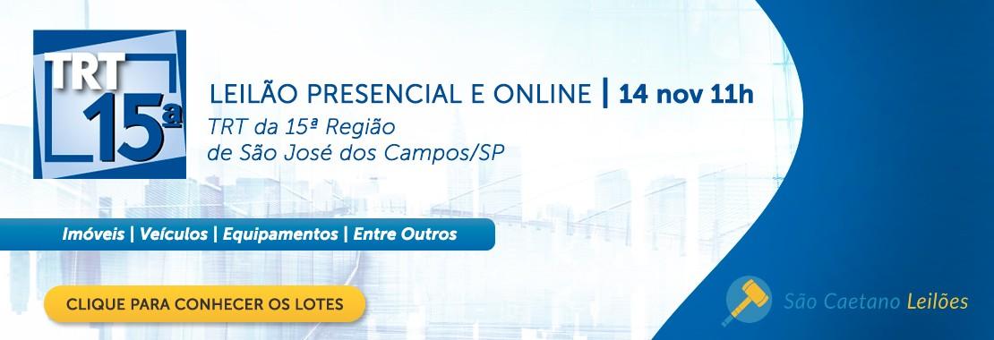 TRT15 de São José dos Campos