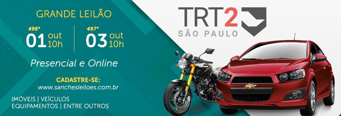 TRT2 Sanches Leilões