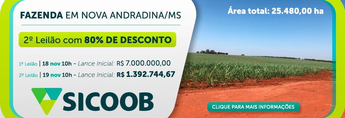 Sicoob - Andradina/MS
