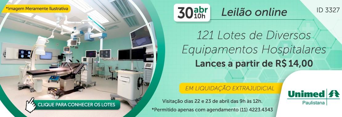 Leilão Unimed Paulistana